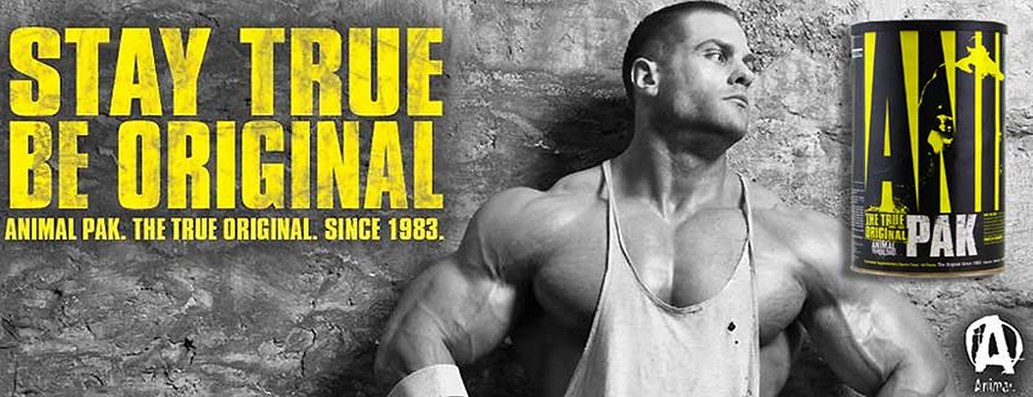 Universal Nutrition Animal Pak Available For Sale in ...