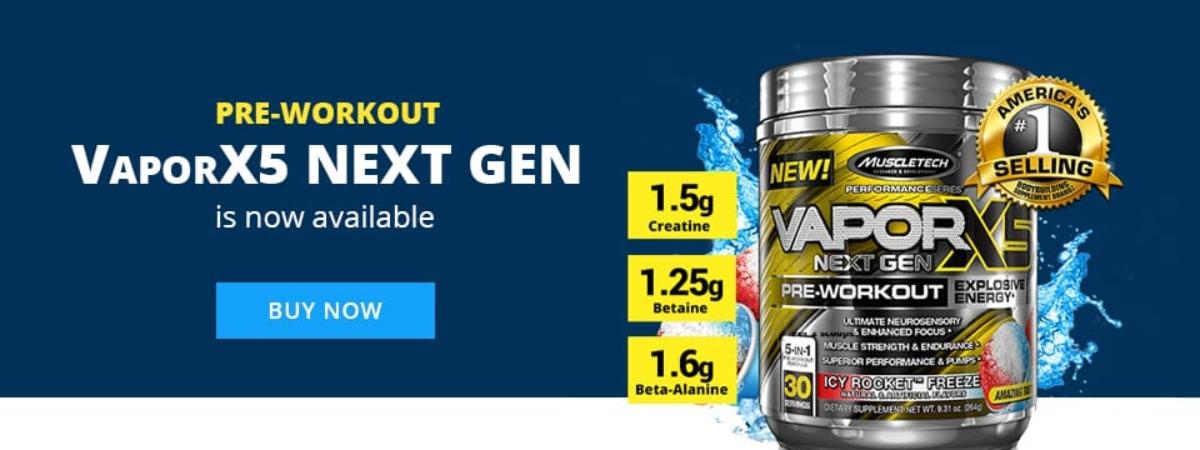VeporX5 Next Gen